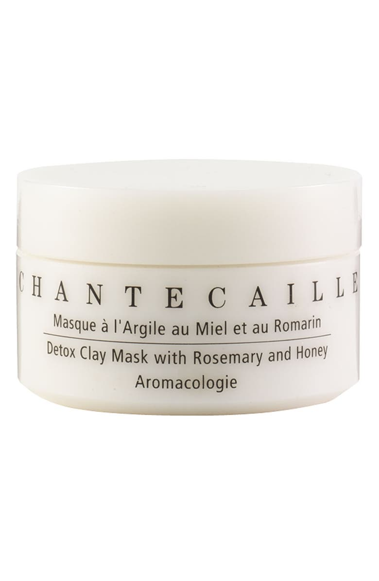 CHANTECAILLE Detox Clay Mask with Rosemary & Honey, Main, color, NO COLOR