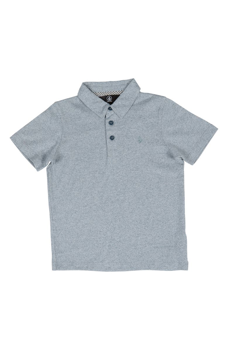 VOLCOM Wowzer Polo, Main, color, 400