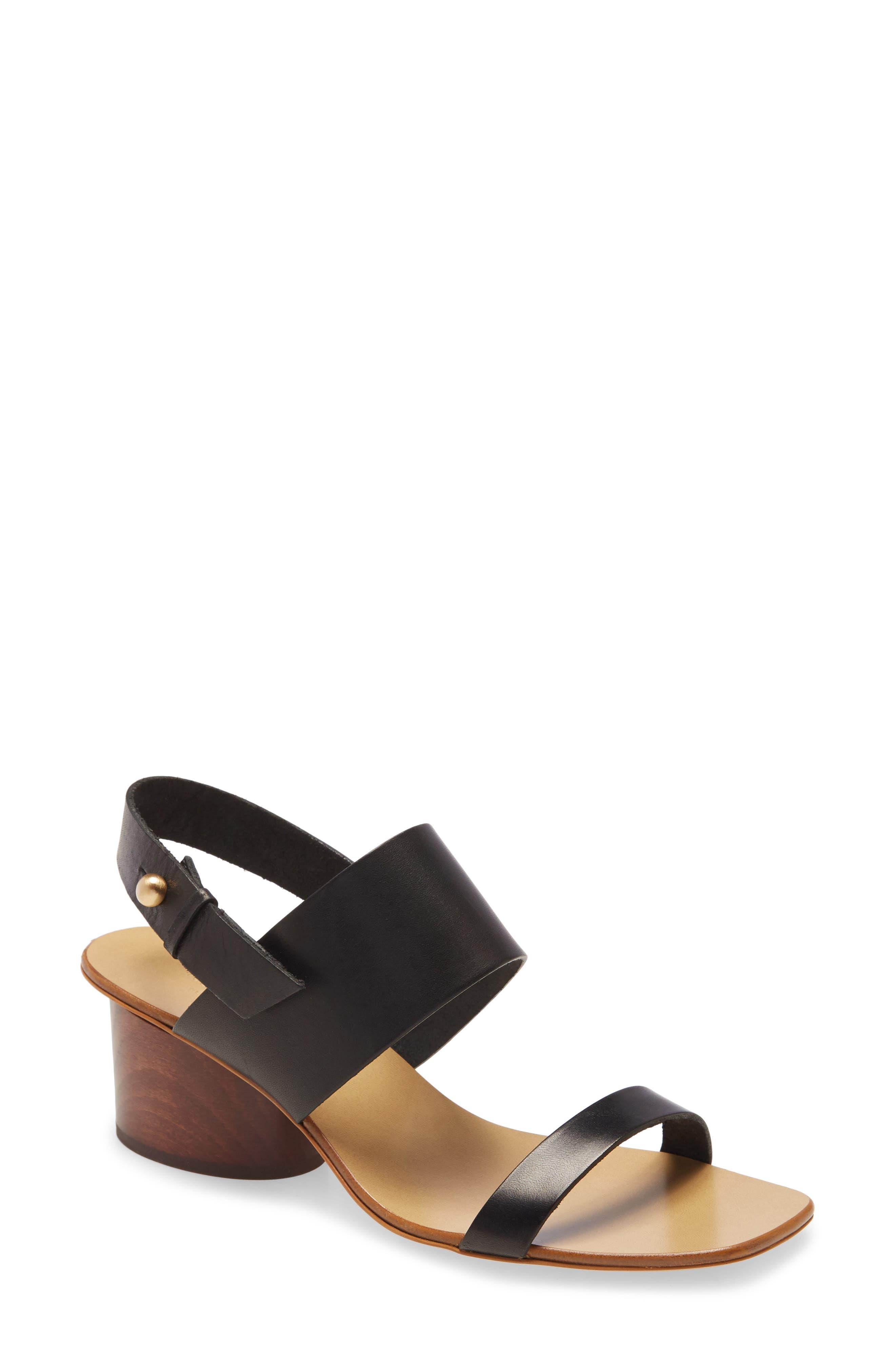 Image of Rag & Bone Round Heel Sandal