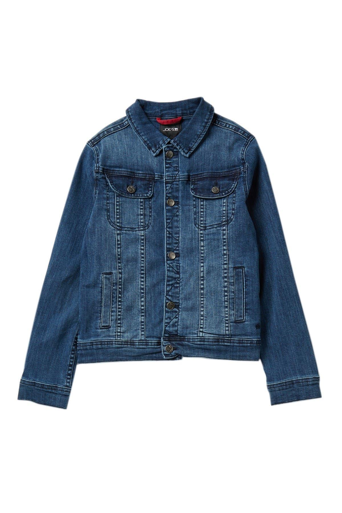 Image of Joe's Jeans Icon Denim Jacket