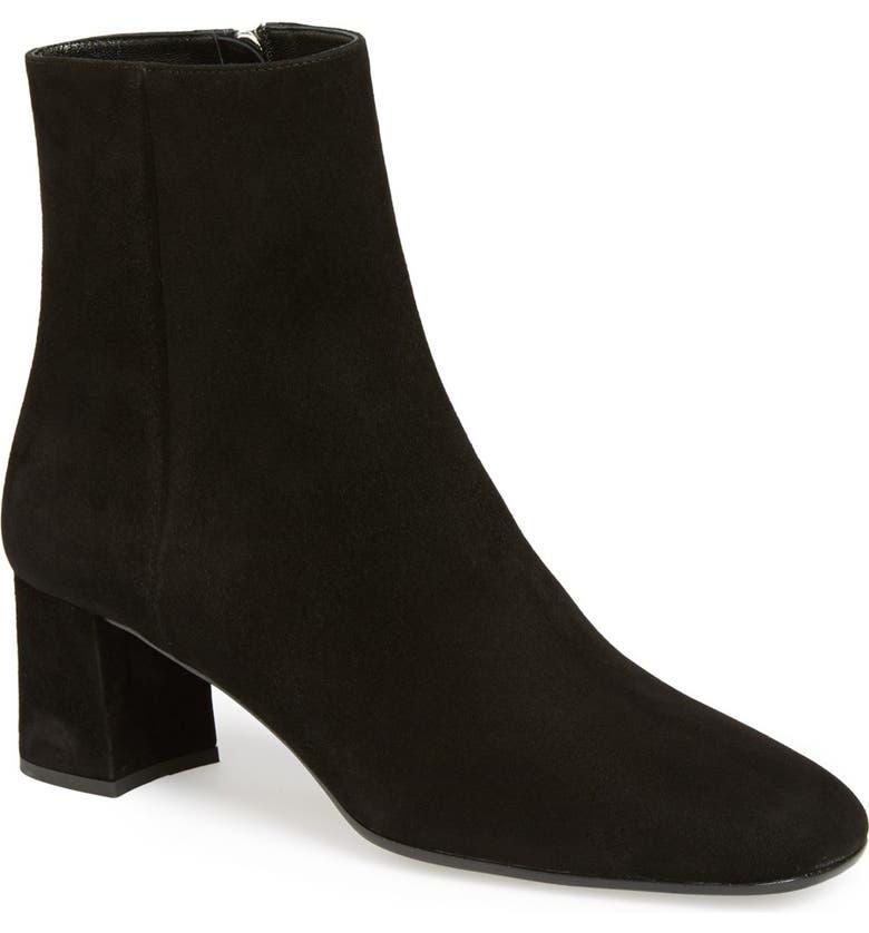 836eec17f2 Prada Block Heel Bootie (Women) | Nordstrom