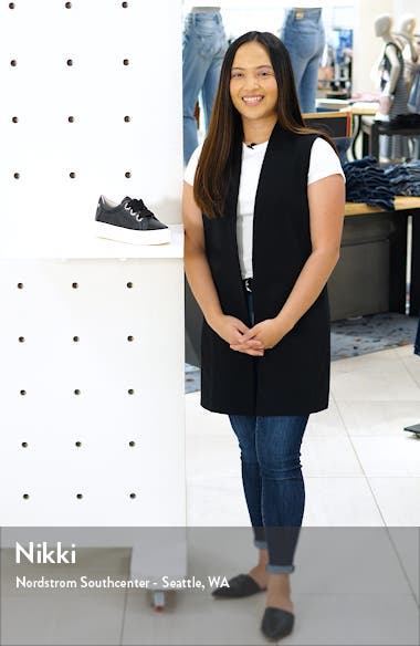 Perforated Platform Sneaker, sales video thumbnail