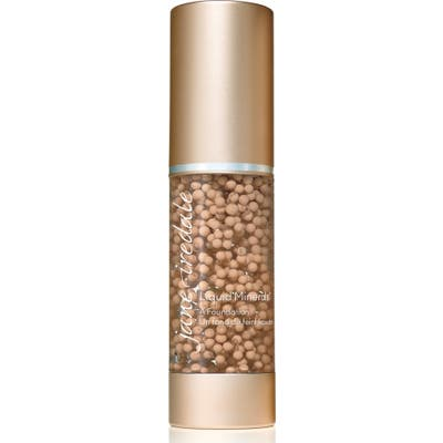 Jane Iredale Liquid Minerals Foundation, .01 oz - 02 Warm Silk