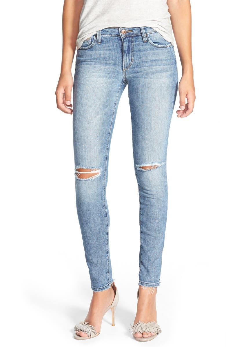 JOE'S 'Collector's Edition -Finn' AnkleSkinnyJeans, Main, color, 400