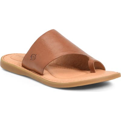 B?rn Inti Slide Sandal, Brown