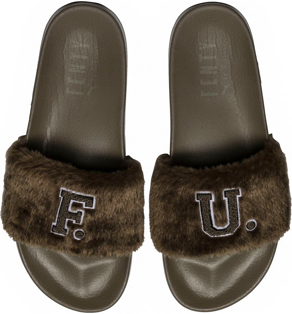 39bd2eb20ba6a FENTY PUMA by Rihanna Lead Cat Slide Sandals (Women) | Nordstrom