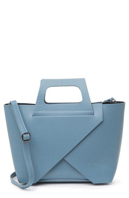 Image of Maison Heritage Rita Leather Tote Bag