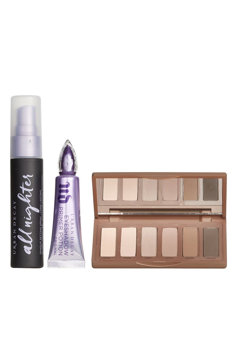 URBAN DECAY Naked2 Basics Set, Main, color, 000