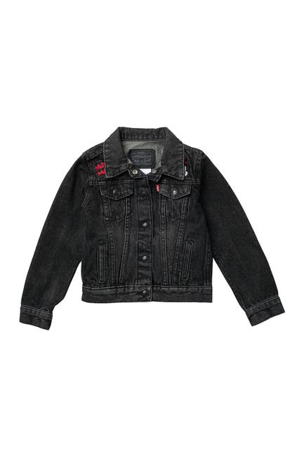 Image of Levi's Minnie Mouse Trucker Jacket
