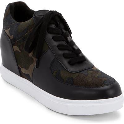 Blondo Goldy Waterproof Sneaker Bootie- Black