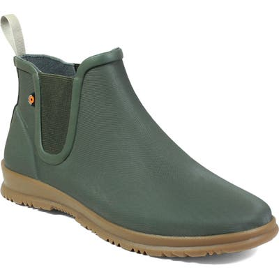 Bogs Sweetpea Rain Boot, Green