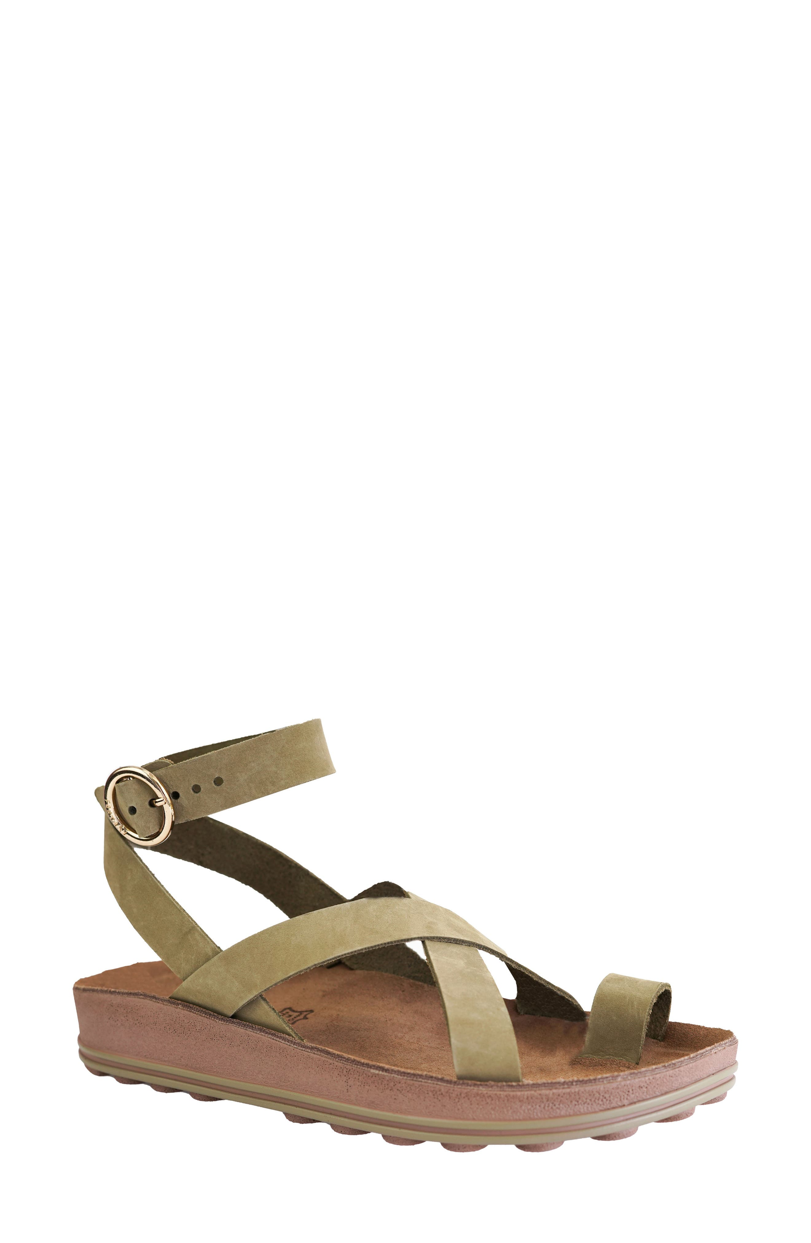 Norah Ankle Strap Sandal