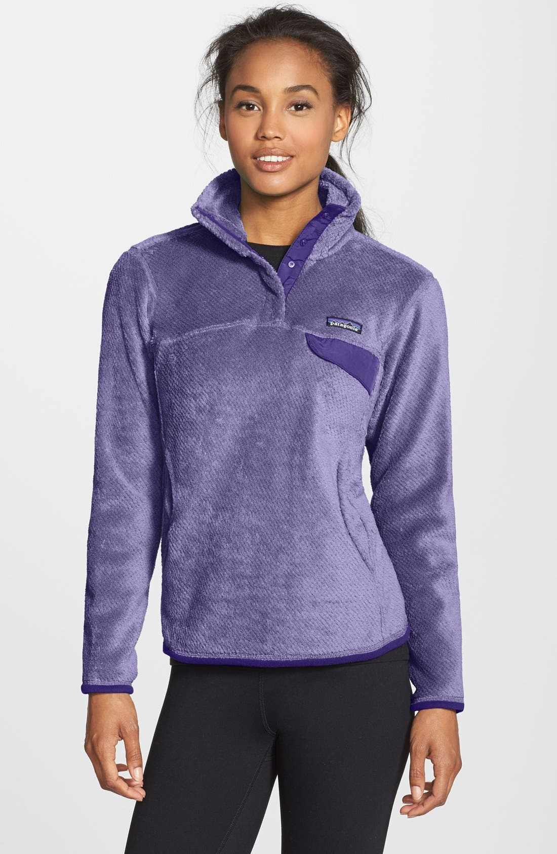 ,                             Re-Tool Snap-T<sup>®</sup> Fleece Pullover,                             Main thumbnail 171, color,                             581