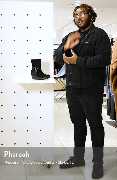 Yome Wedge Bootie, sales video thumbnail