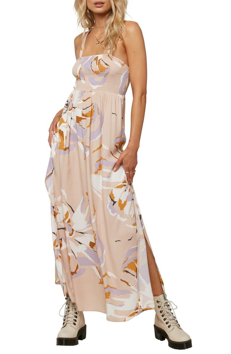 Tony Floral Maxi Dress by O'neill
