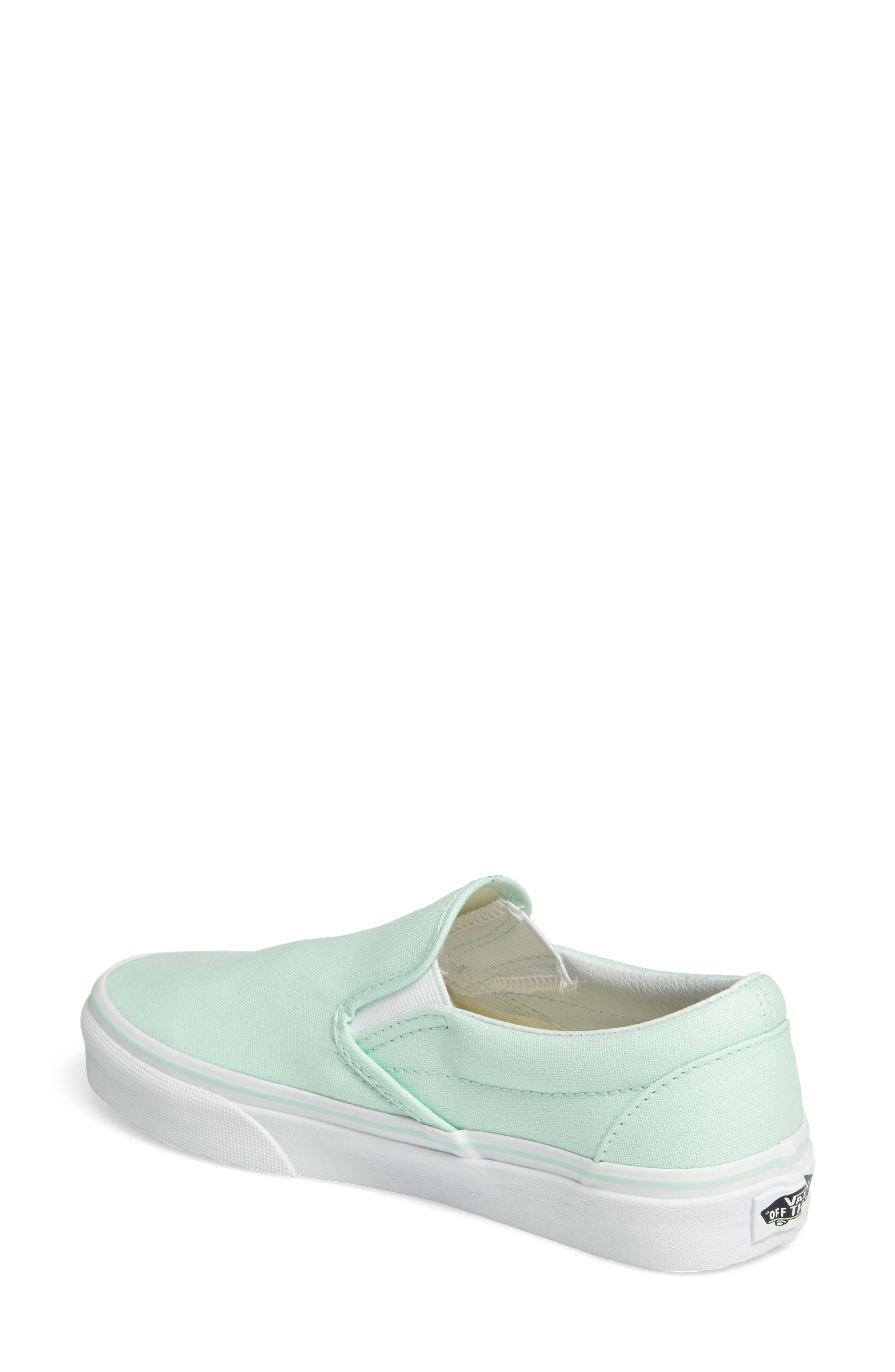 ,                             Classic Slip-On Sneaker,                             Alternate thumbnail 347, color,                             400