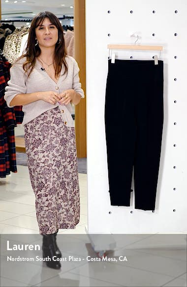 Sienna Slit Ankle Leggings, sales video thumbnail