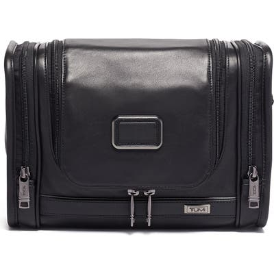 Tumi Alpha 3 Collection Hanging Travel Kit - Black