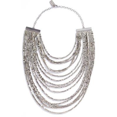 Karine Sultan Joan Beaded Multistrand Necklace