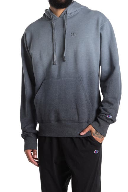 Image of Champion Powerblend Ombre Drawstring Hoodie