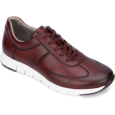 Kenneth Cole New York Bailey Jogger Sneaker, Burgundy