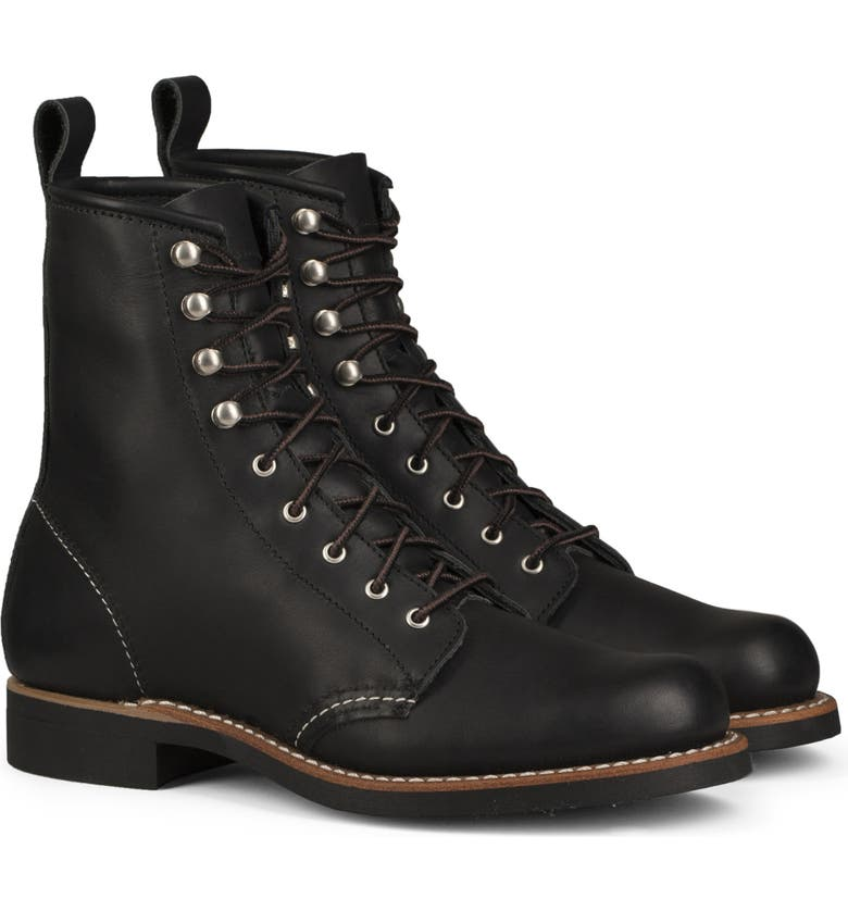 Red Wing Silversmith Boot Women