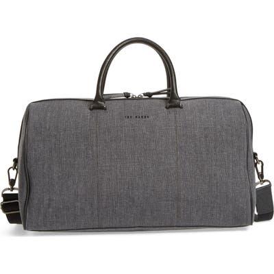 Ted Baker London Caper Duffle Bag - Black