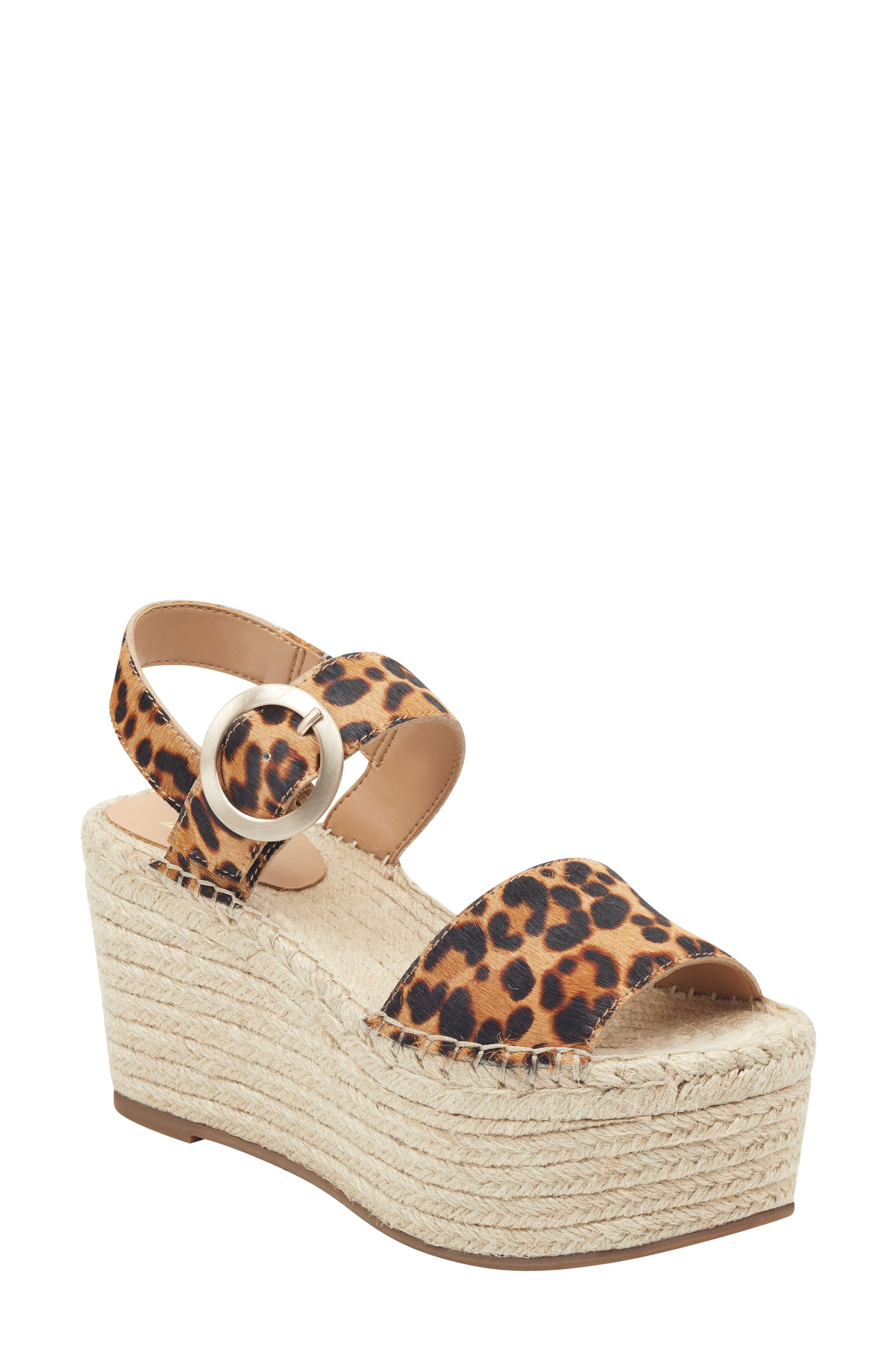 Marc Fisher LTD Rexly Espadrille Platform Sandal (Women)