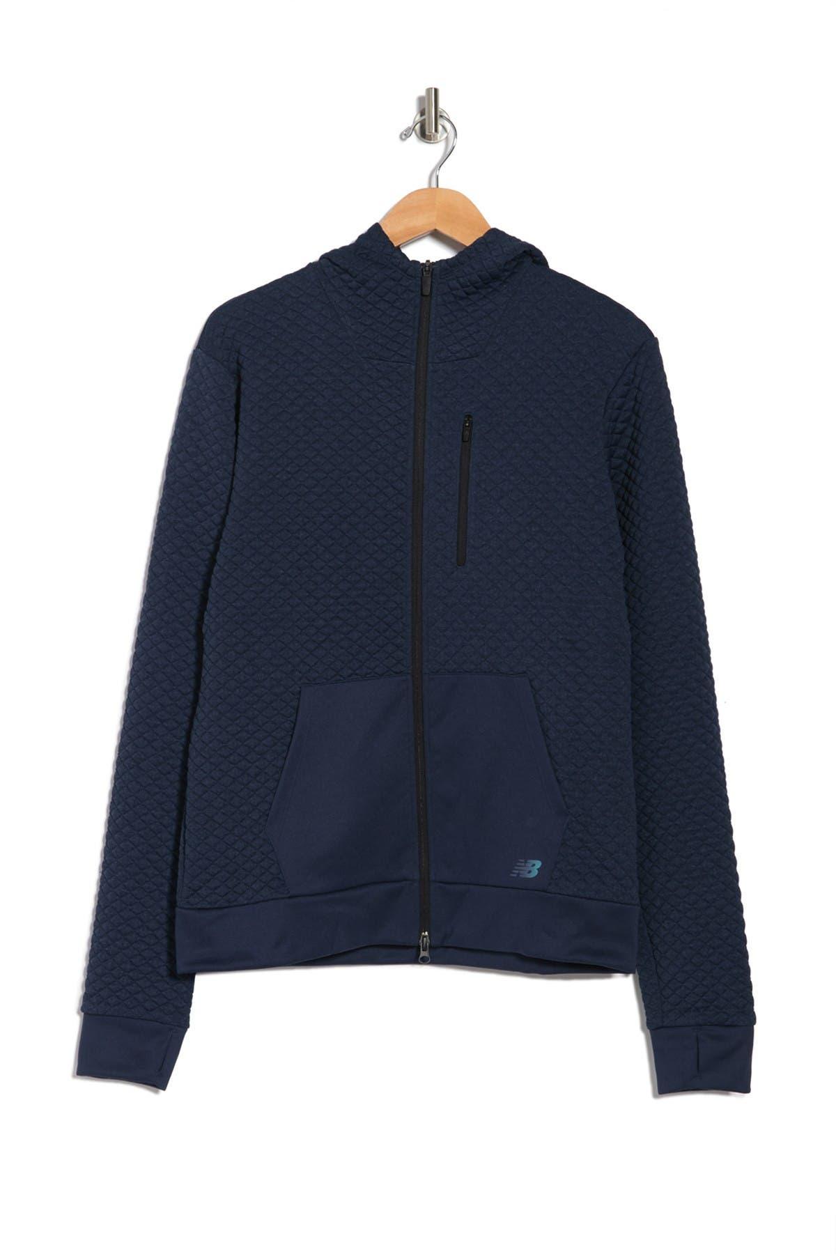 Image of New Balance Heat Loft Full Zip Jacket