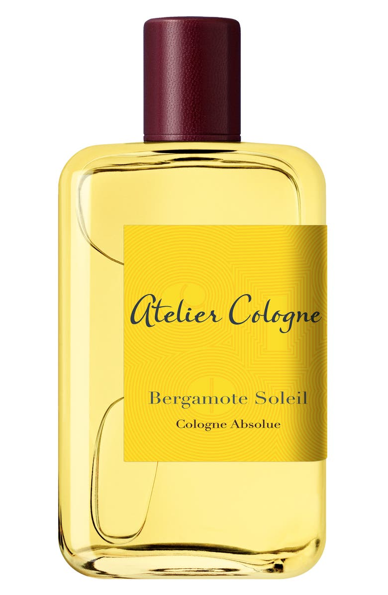 ATELIER COLOGNE Bergamote Soleil Cologne Absolue, Main, color, NO COLOR
