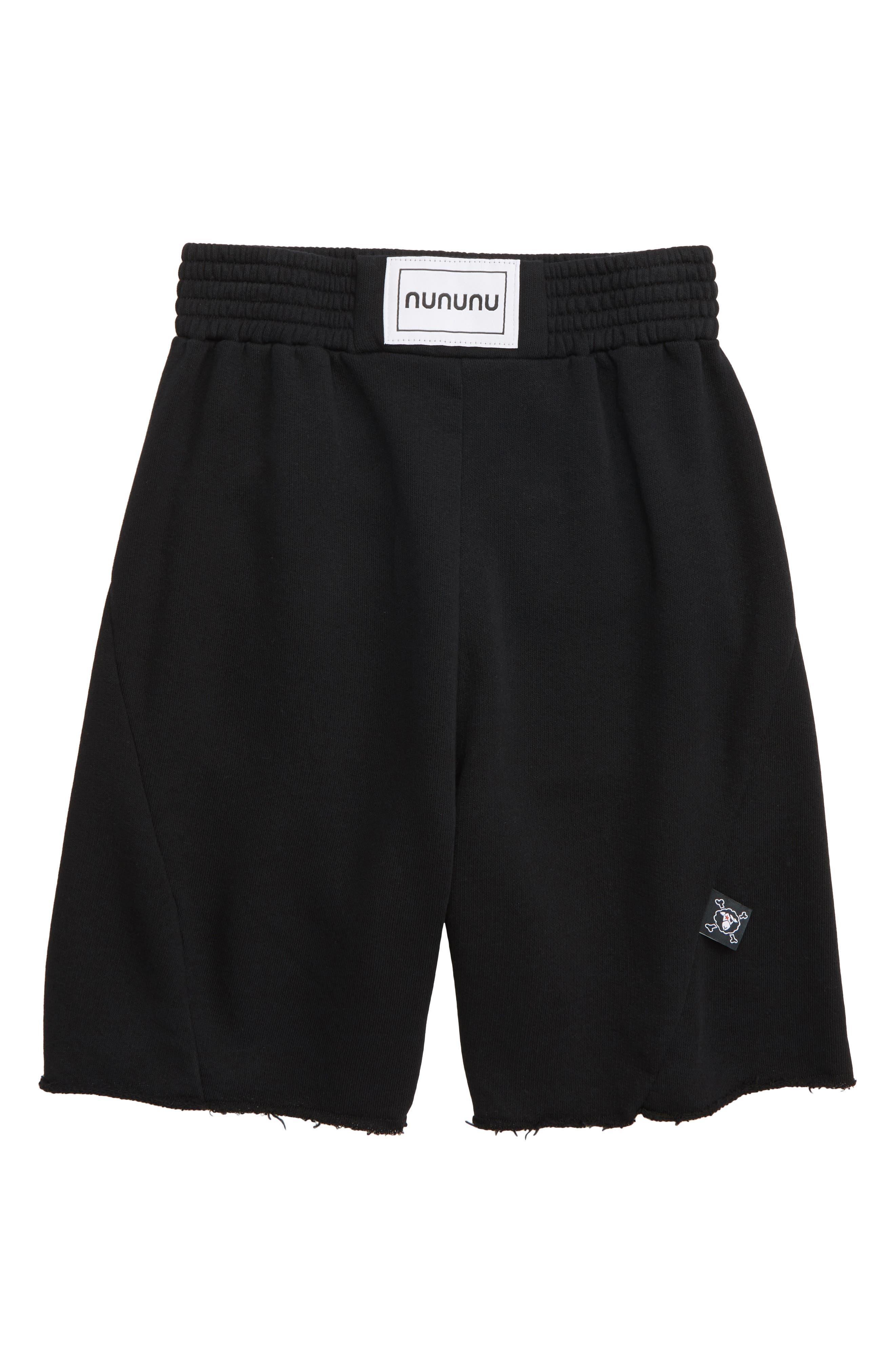 ,                             Boxing Sweat Shorts,                             Main thumbnail 1, color,                             001