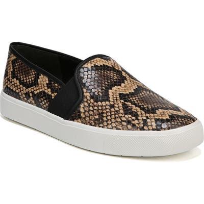 Vince Blair 5 Slip-On Sneaker, Brown
