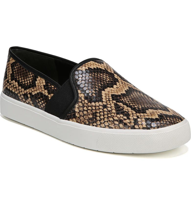 VINCE Blair 5 Slip-On Sneaker, Main, color, SENEGAL SNAKE PRINT