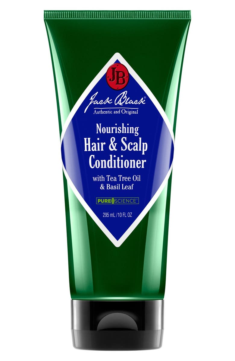 JACK BLACK Nourishing Hair & Scalp Conditioner, Main, color, NO COLOR