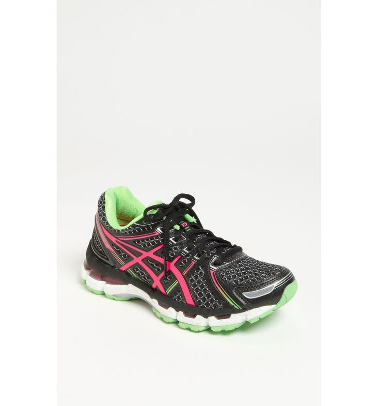 ASICS<SUP>®</SUP> 'GEL-Kayano<sup>®</sup> 19' Running Shoe, Main, color, 001