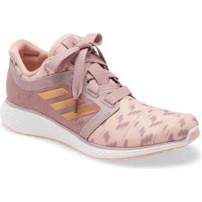 Adidas Edge Lux 3 Running Shoe- Purple