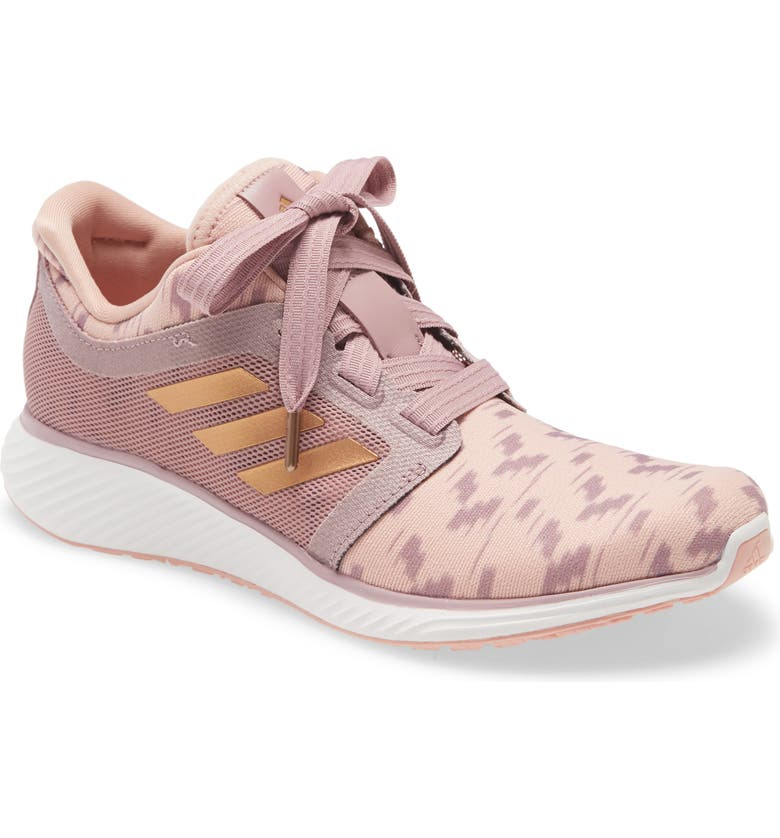 ADIDAS Edge Lux 3 Running Shoe, Main, color, ROSE