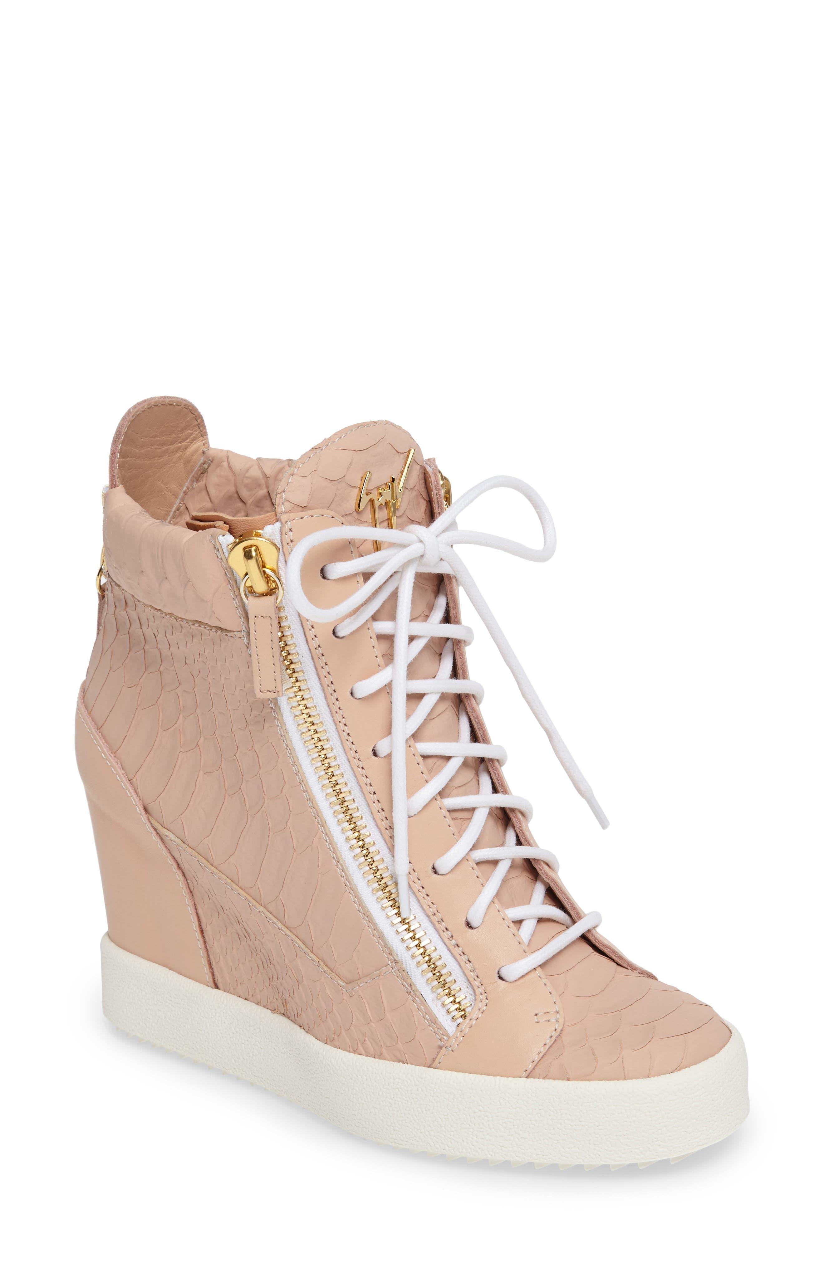 GIUSEPPE ZANOTTI | Ofelia Wedge Sneaker