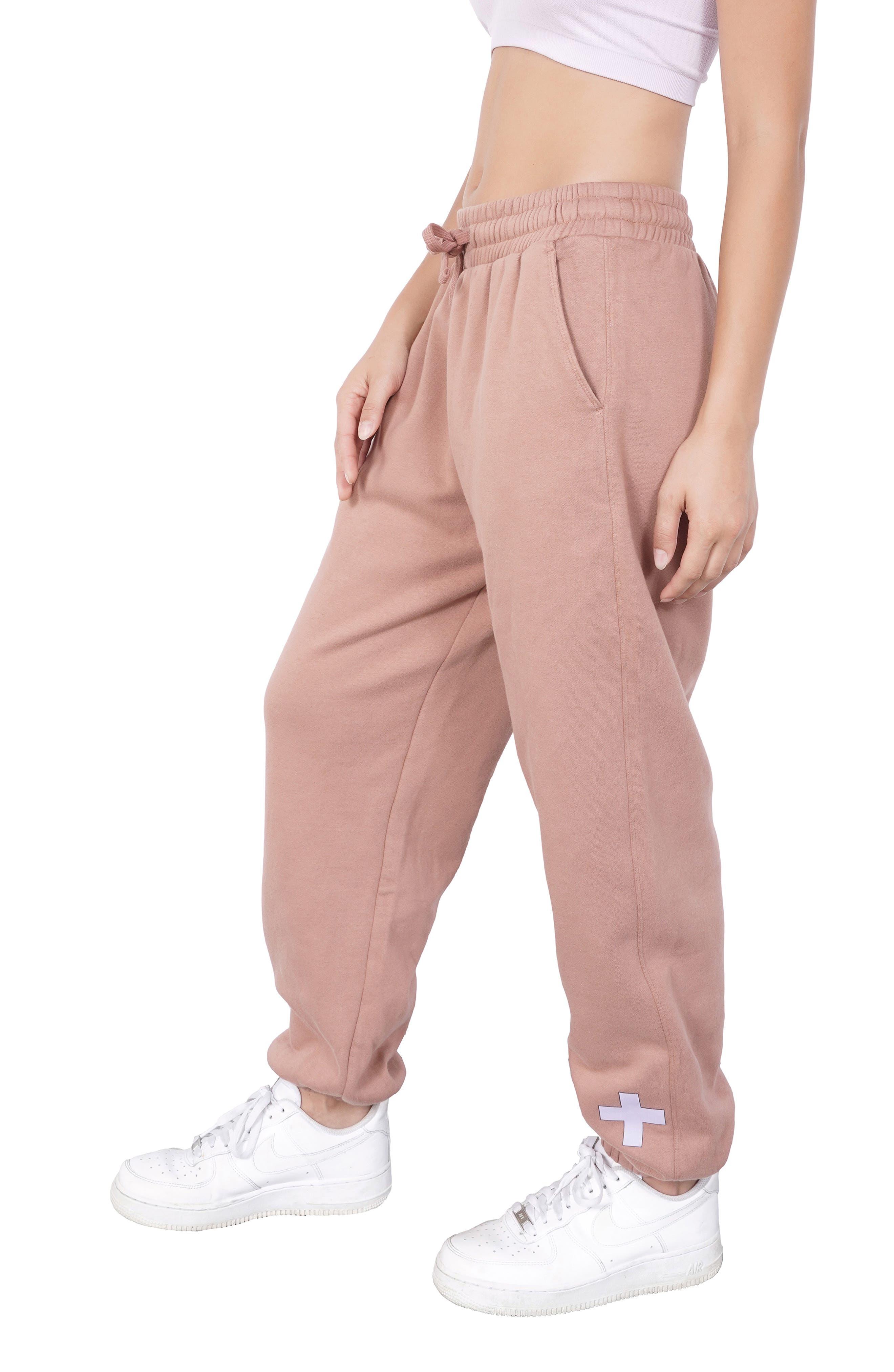 Women's Bp. + Wildfang Organic Cotton Blend Pocket Joggers