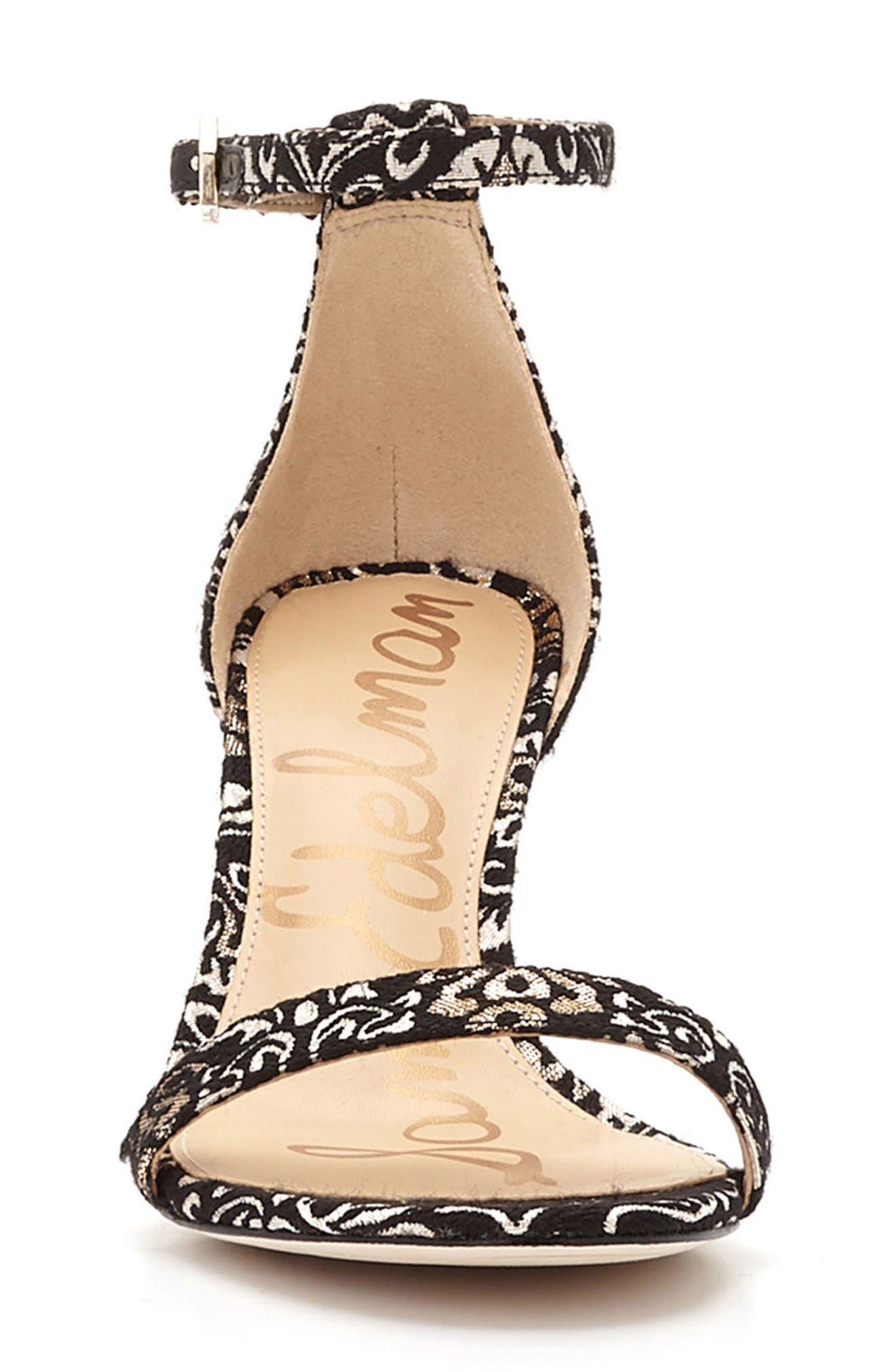,                             'Patti' Ankle Strap Sandal,                             Alternate thumbnail 22, color,                             008