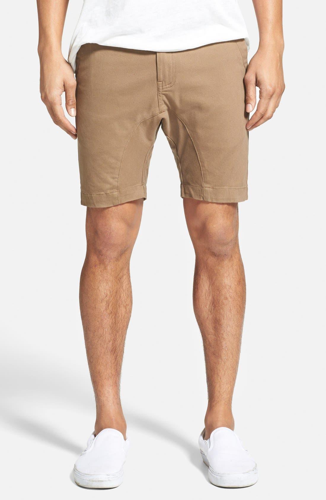'Sureshot' Chino Shorts, Main, color, 212