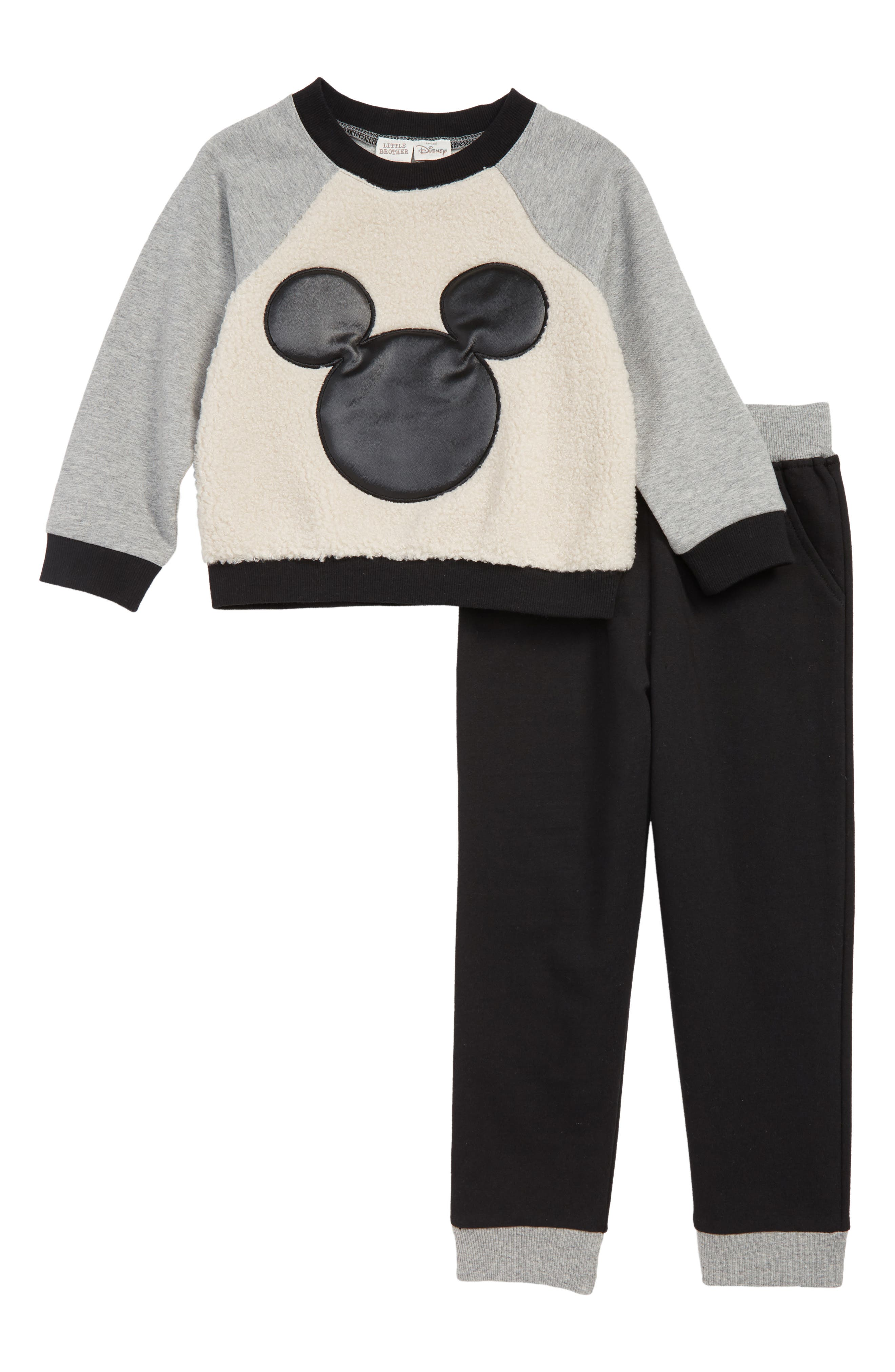 Disney X Little Brother Mickey Set