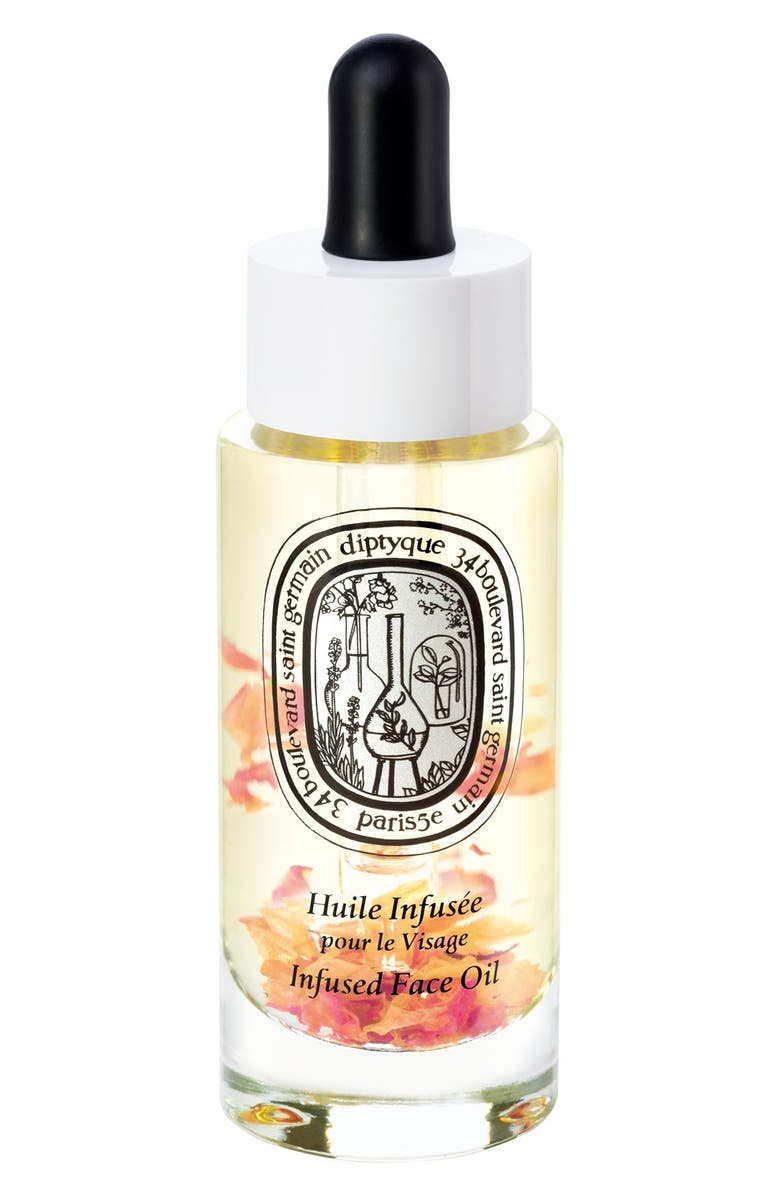 DIPTYQUE Infused Face Oil, Main, color, 000