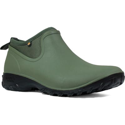Bogs Sauvie Chelsea Boot, Green