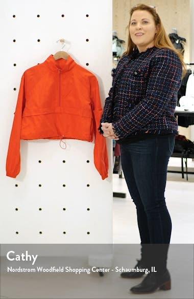 Floss Crop Jacket, sales video thumbnail