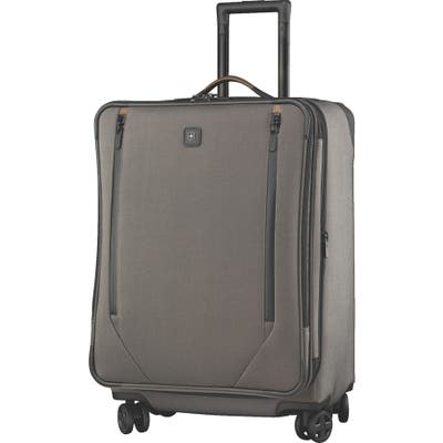 Victorinox Swiss Army Lexicon 2.0 26-Inch Wheeled Suitcase - Grey