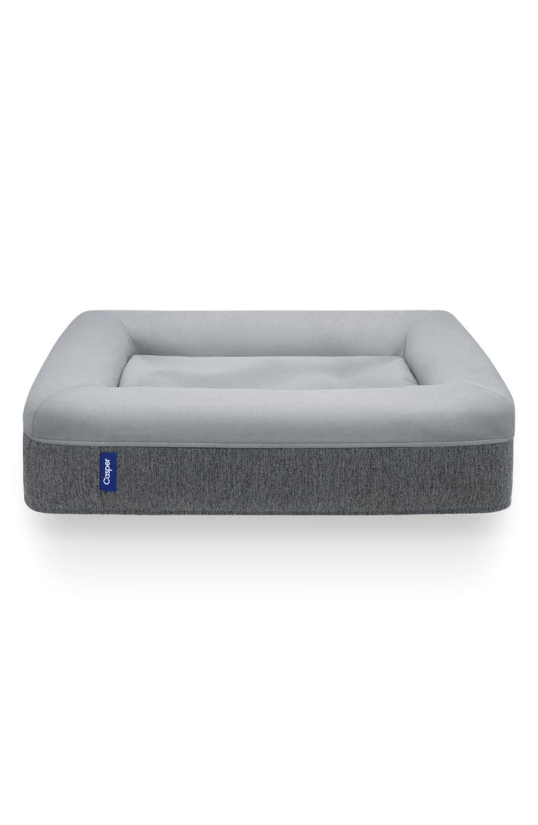 CASPER Dog Bed, Main, color, GREY