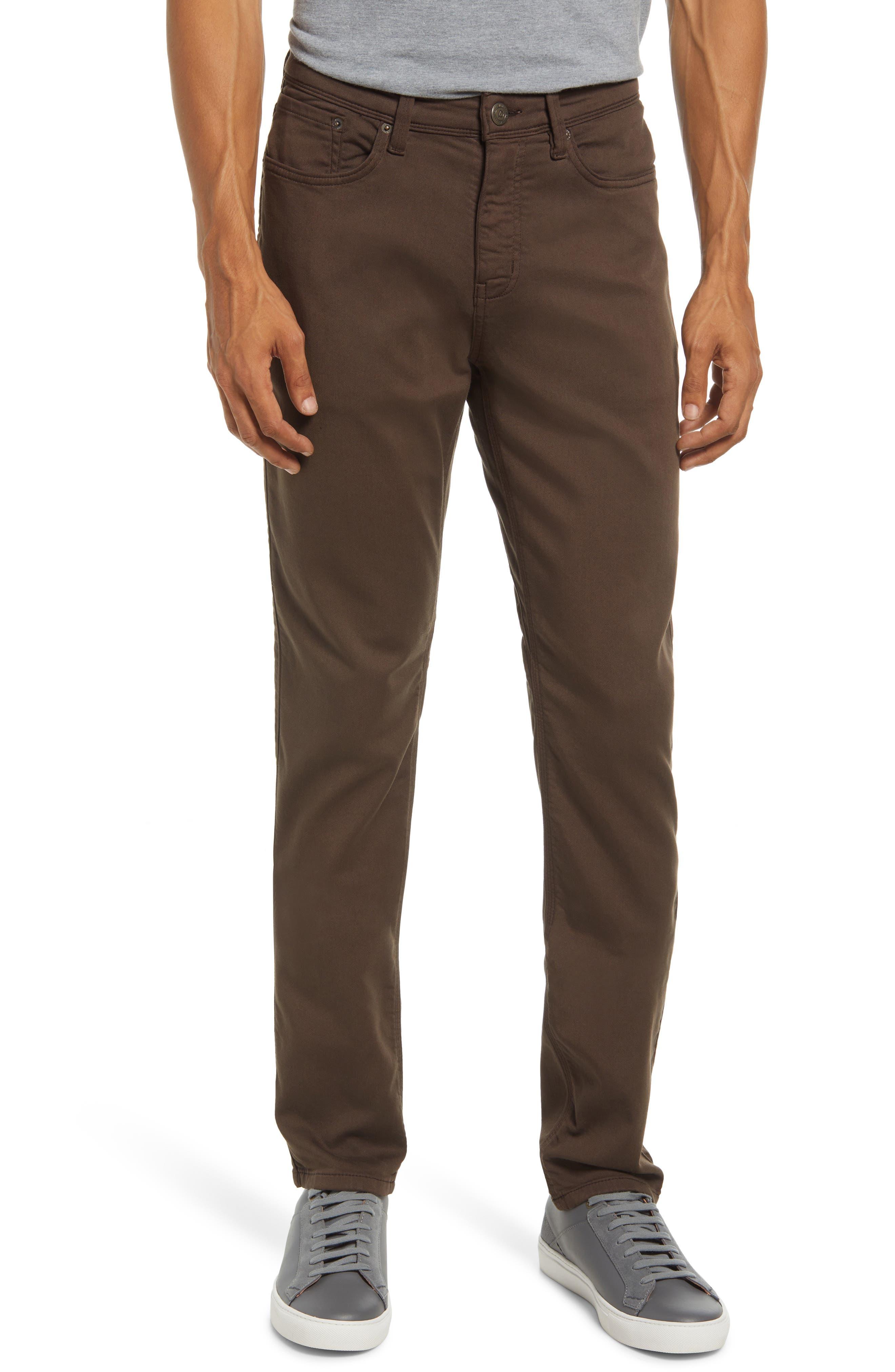 No Sweat Slim Fit Performance Five-Pocket Pants
