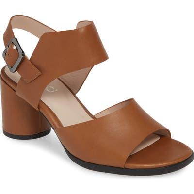 Ecco Shape 65 Sandal, Brown