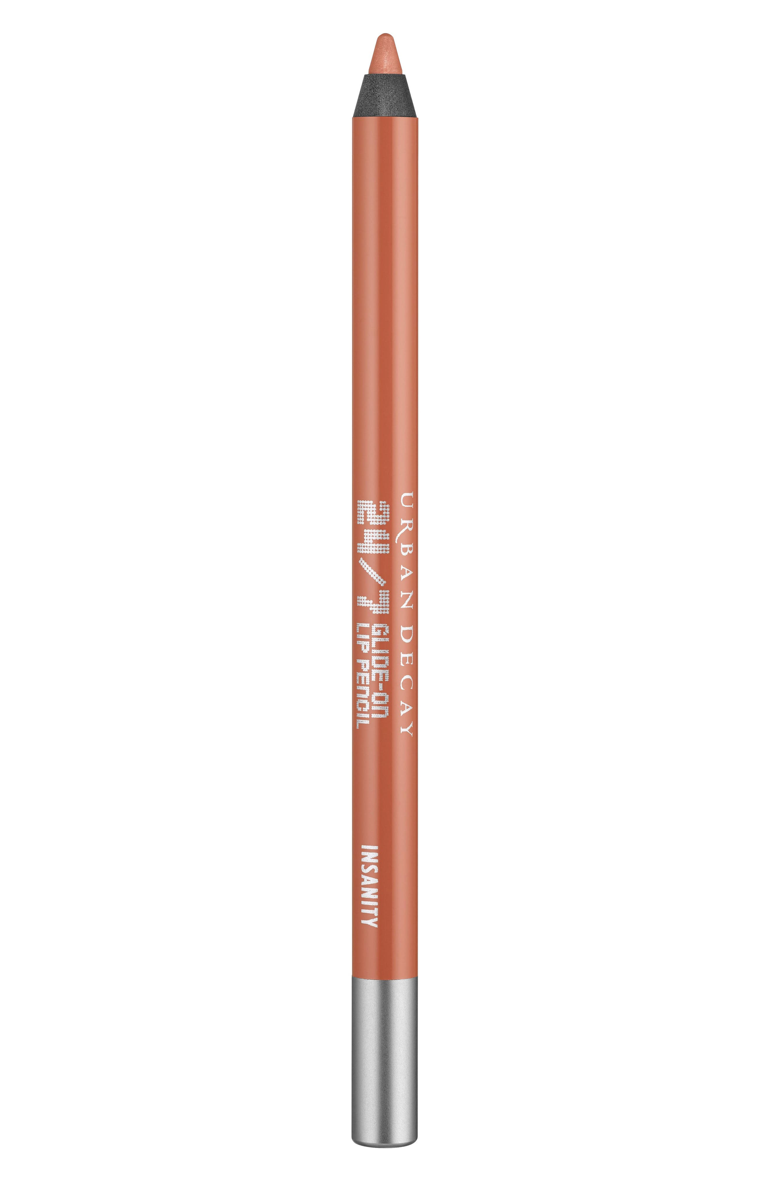 What it is: A long-lasting, waterproof lipliner that glides on smoothly to prime and define, for long-lasting color and clean lines. What it does: The formula stays put throughout the day while priming lips for lipstick or gloss, grabbing onto color to help it last. Its creamy formula never feels dry or cakey thanks to added vitamin E, jojoba oil and cottonseed oil that nourish your lips every time you apply. Shade-matched barrels make it easy to